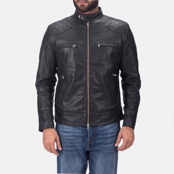 Beckham Leather Jacket