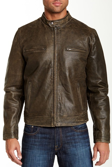 Bonneville Leather Jacket