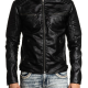 Buckle Affliction Leather Jacket