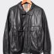 Burberry Prorsum Leather Jacket Men