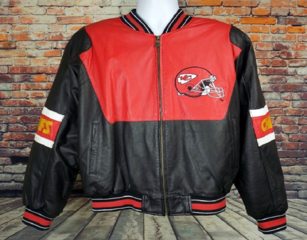 Chiefs Leather Jacket