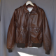 Clipper Mist Leather Jacket