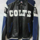 Colts Leather Jacket