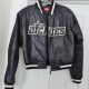 Dickiess Leather Jacket