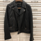 Dolce And Gabbana Mens Leather Jacket