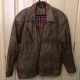 Flannel Lined Leather Jacket
