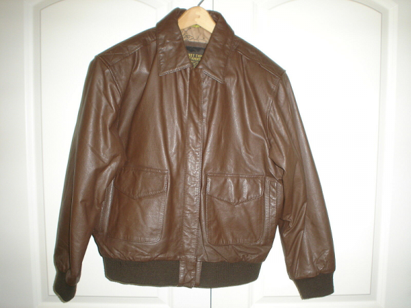 Flyers Leather Jacket