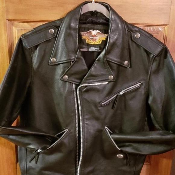 Harley Davidson Classic Leather Jacket