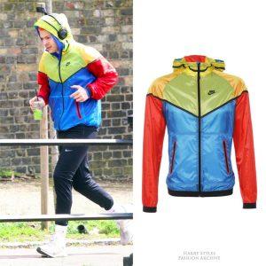 Harry Styles Nike Windbreaker