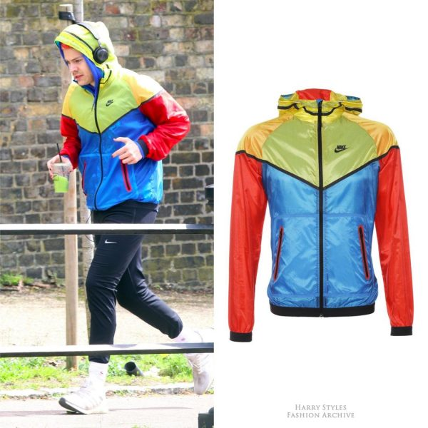 Harry Styles Nike Windbreaker