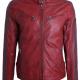 Heroes Leather Jacket