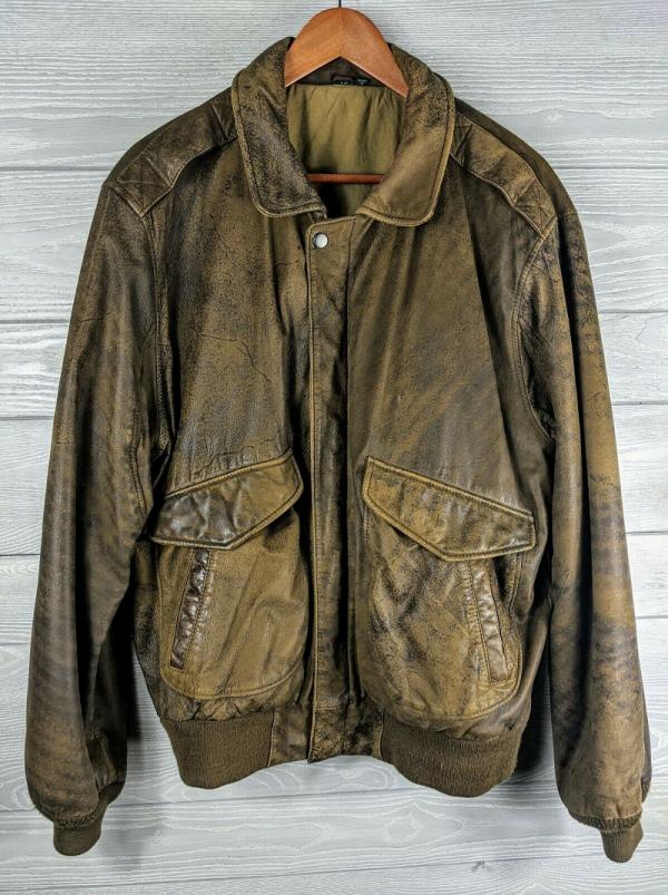 Hunt Club Leather Jacket