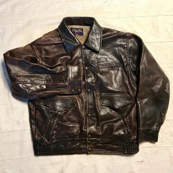 Japanese Leather Jacket