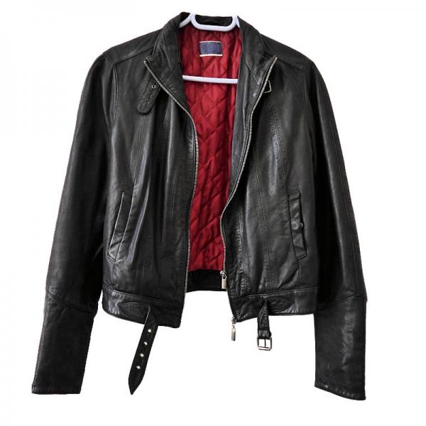 Jean Paul Gaultier Leather Jacket