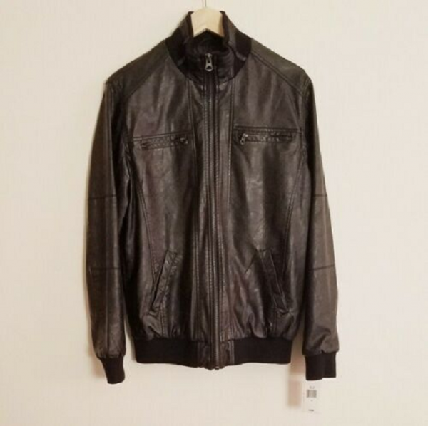 Jeans By Buffalo Leather Jacket