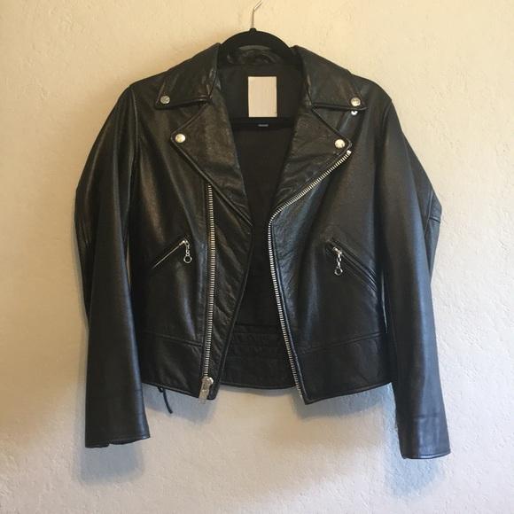 Jeremy Scott Leather Jacket