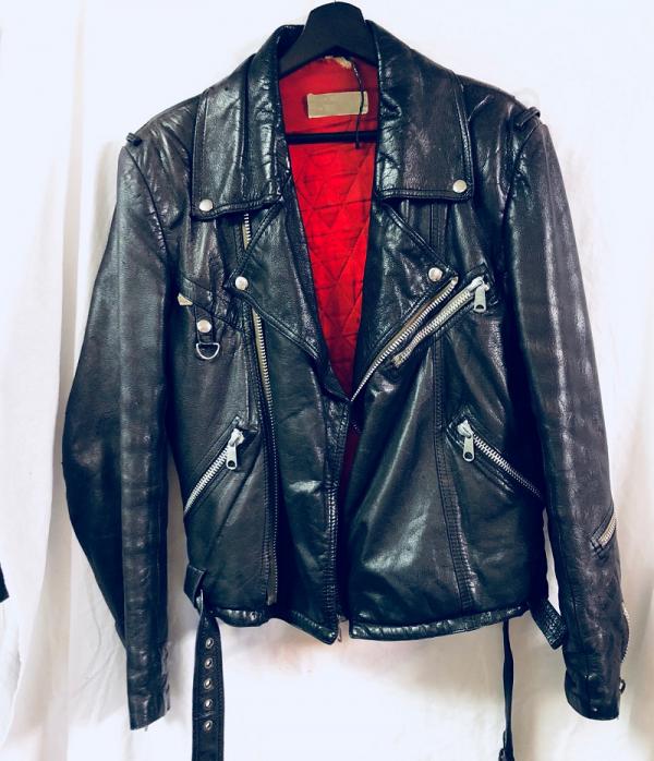 Jofama Leather Jacket