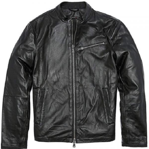 John Varvatos Men's Leather Jackets
