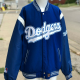 La Dodgers Leather Jacket