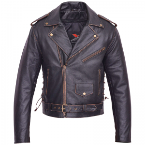 Leather Jacket American Eagle