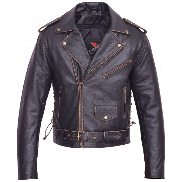 Leather Jacket American Eagle
