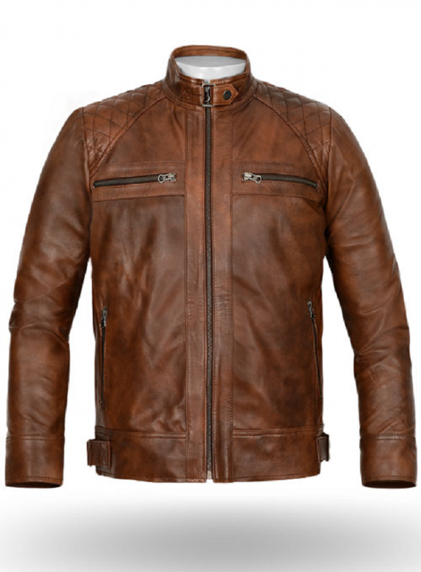 Leather Jacket In Spanish