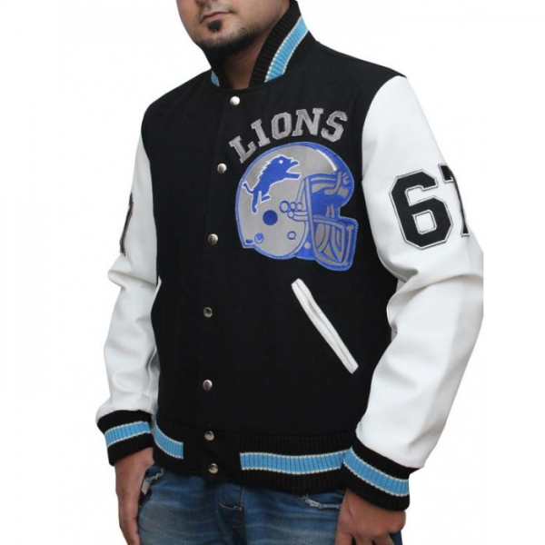 Lions Leather Jacket