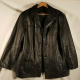 London Fog Mens Leather Jacket