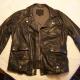 Lucky Brand Black Label Leather Jacket