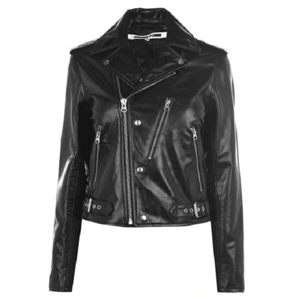 Mcq Leather Jacket