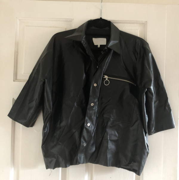 Mmd Leather Jacket