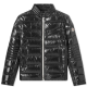 Moncler Leather Jacket