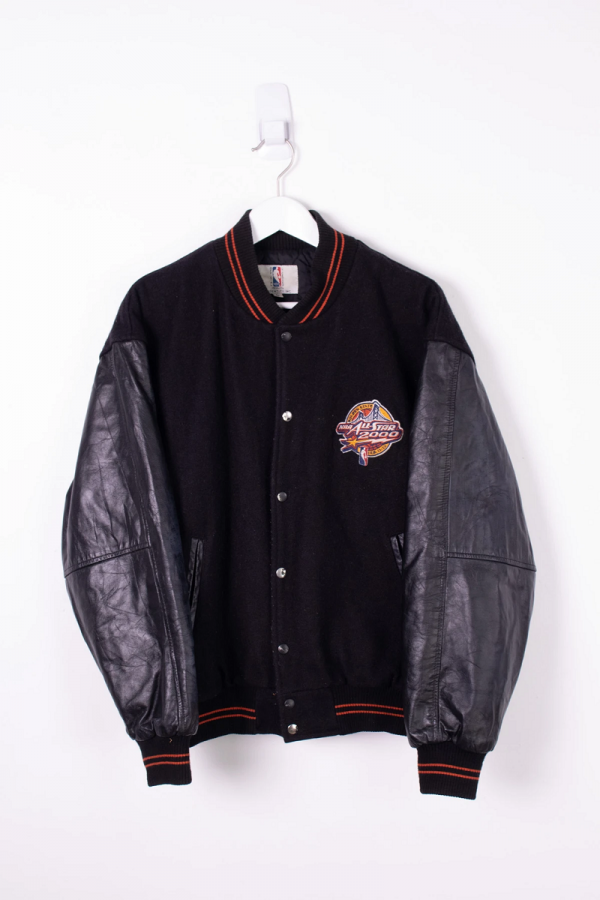 Nba All Star Leather Jacket