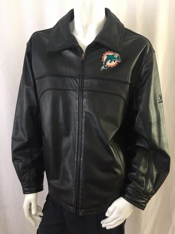 Nfl Team Leather Jacket
