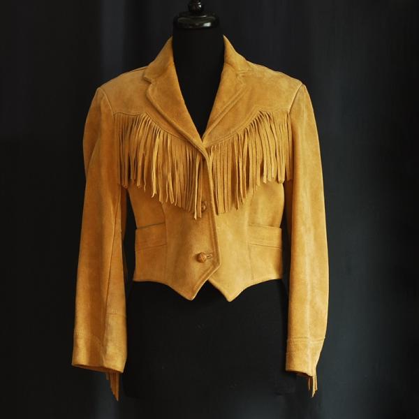 Pioneer Wear Leather Jacket