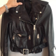 R 13 Leather Jacket