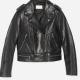 Sandro Paris Leather Jackets