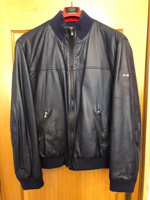 Shark Leather Jacket