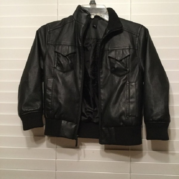 Shaun White Leather Jacket