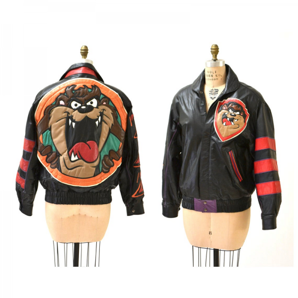 Taz Leather Jacket
