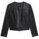 Theory Women's Leather Jacket