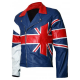 Union Jack Leather Jacket