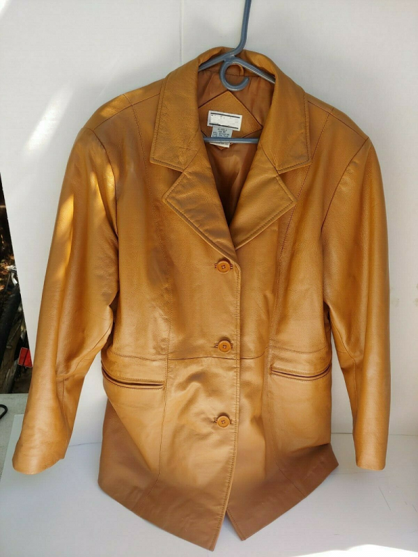 Venezia Vitale Leather Jacket