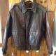 Vintage Gap Mens Leather Jacket
