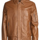 Whiskey Leather Jacket