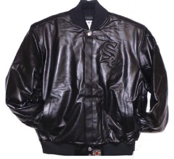 White Sox Leather Jacket