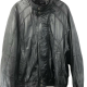 Wilson Black Rivet Leather Jacket