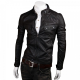 Xs Mens Leather Jacket