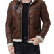 100 Degreess Leather Jacket