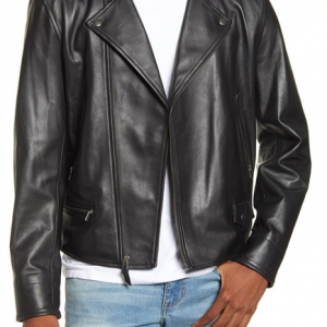 Alex Costa Leather Jacket